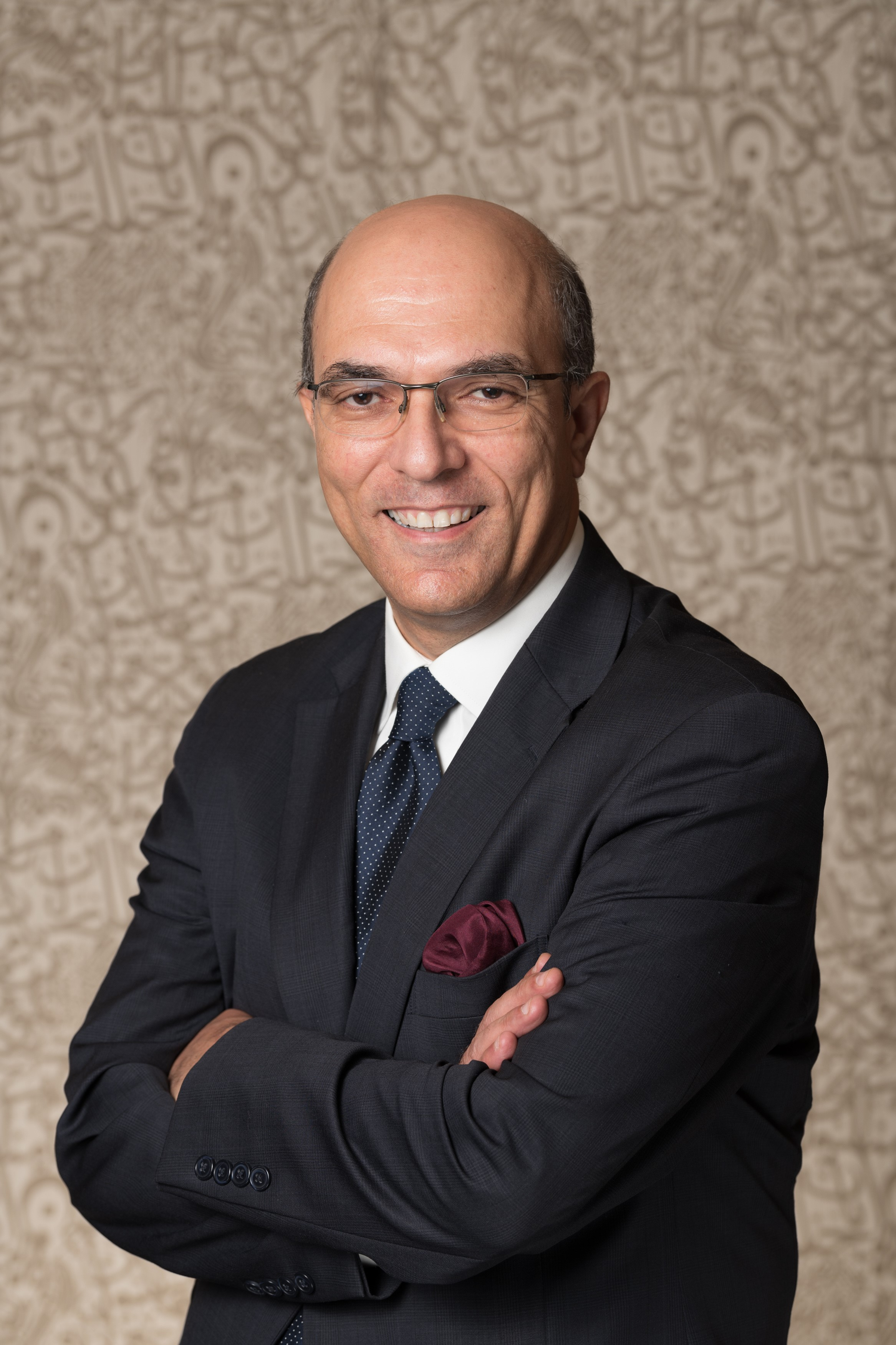 Sherif Kamel, Professor of Management, Dean of the School of Business at The American University in Cairo and President of the American Chamber of Commerce in Egypt.