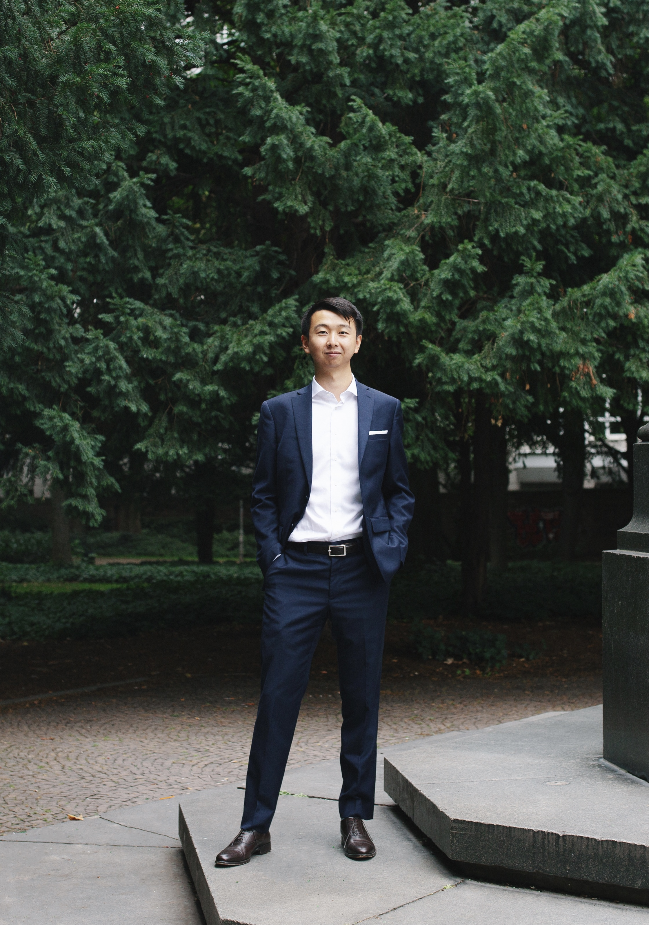 Kai Chen, CEMS alumnus and Fund Manager at True North Impact Investments in Toronto.