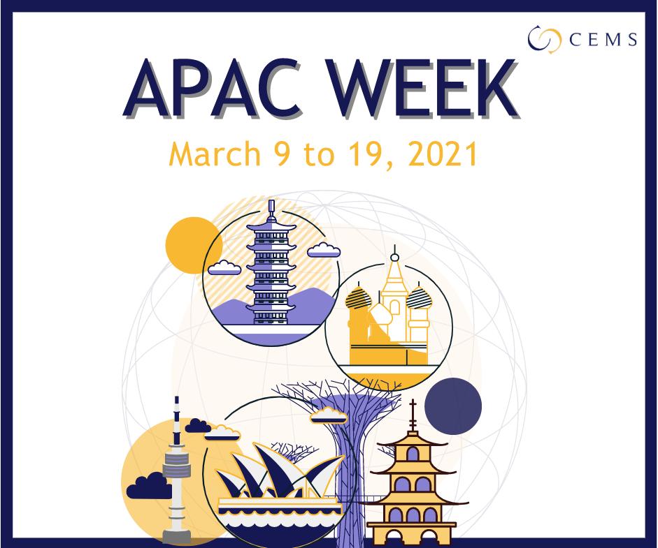 CEMS APAC Week 2021