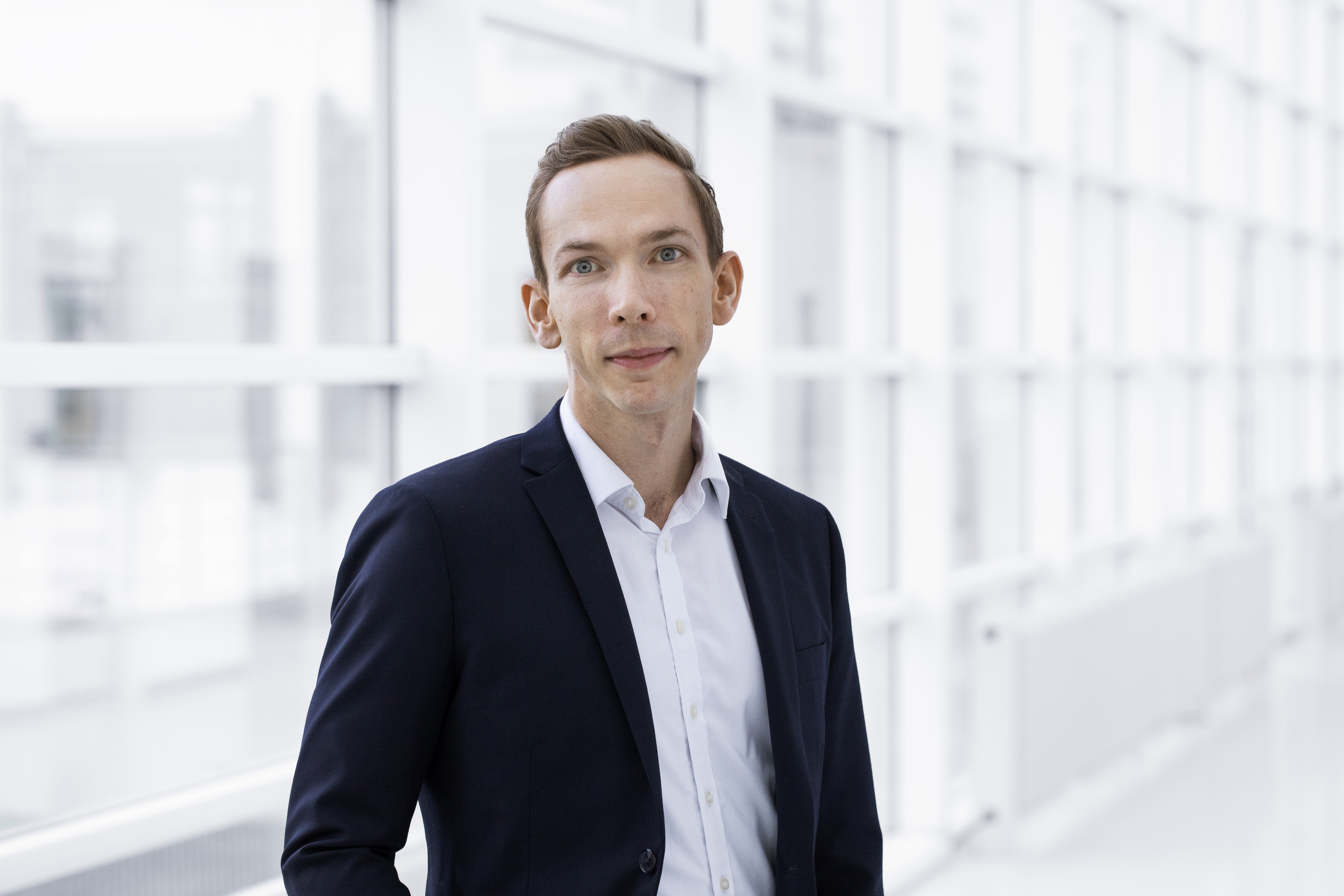 Asbjørn Ethelberg with Coloplast