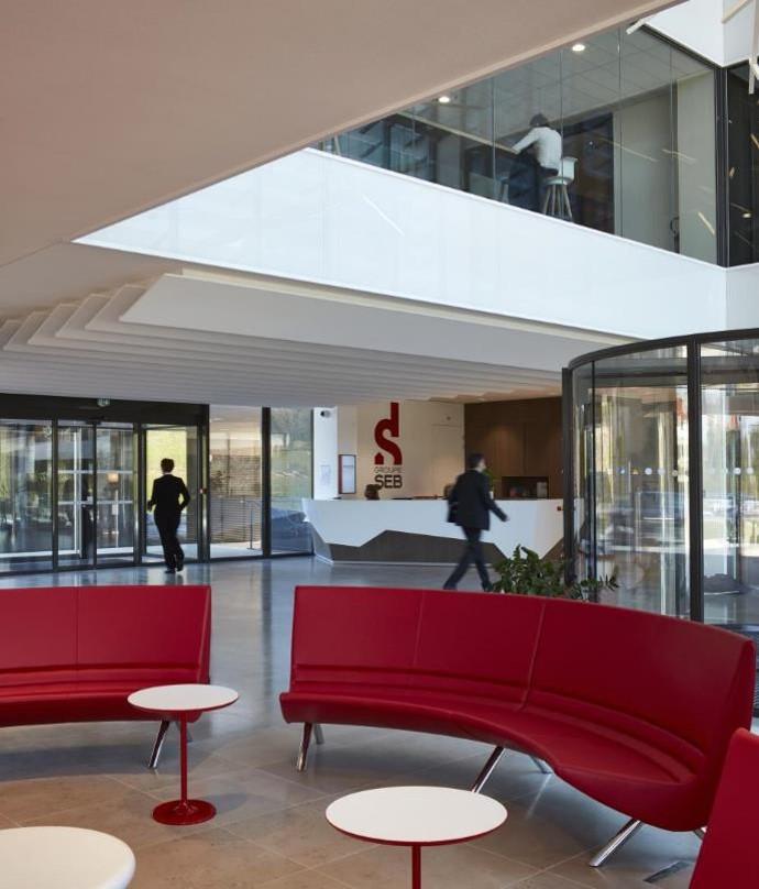 Groupe SEB headquarters