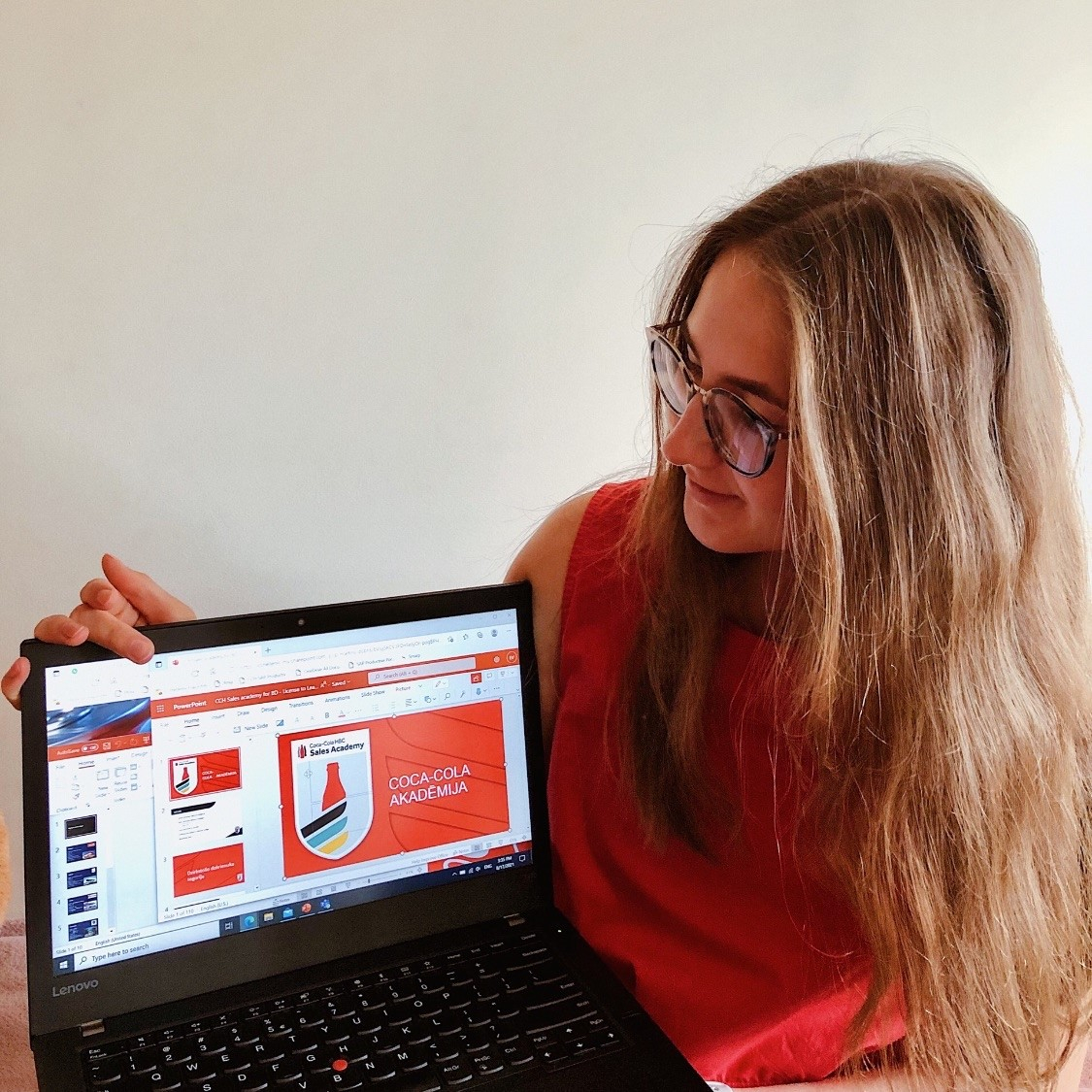 Elizabete Coca Cola HBC