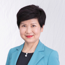Helen Kan, Executive Director and Alternate Chief Executive Officer, China CITIC Bank International Limited