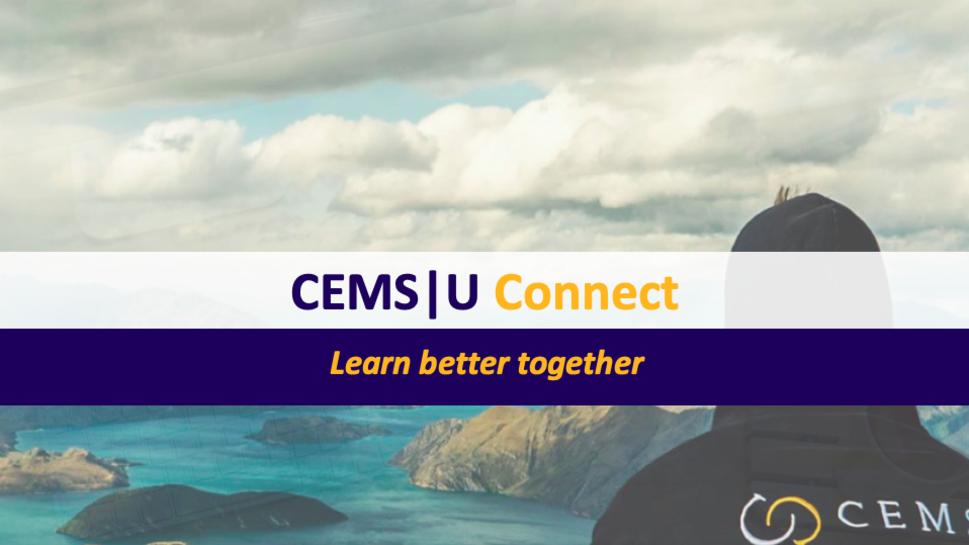 CEMS U Connect visual