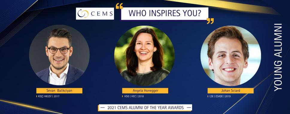 2021 CEMS AoY Awards - Junior ballot