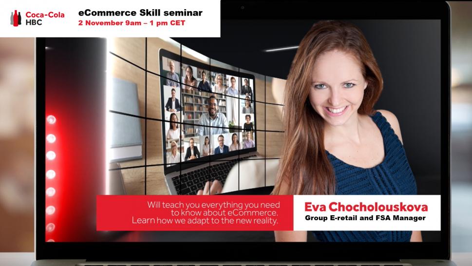 Coca Cola eCommerce skill seminar